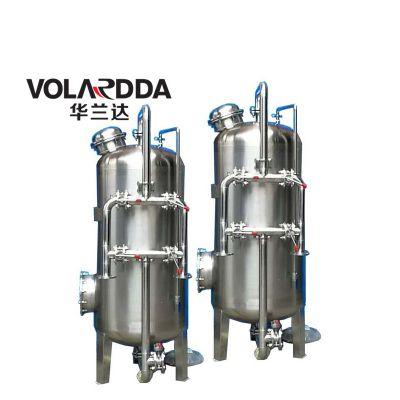 承接贵港市乡镇井水净化设备 华兰达净化器去除水体有害物质 截留健康水源