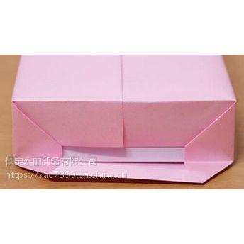 牛皮纸礼品盒 定做手工皂阿胶盒包装盒 折叠牛皮纸抽屉式盒