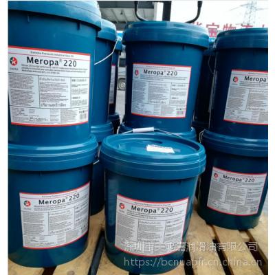 460#齿轮油, 加德士Meropa 460工业齿轮油