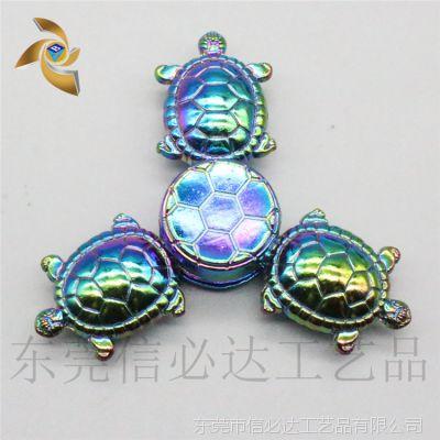新款炫彩系列金属指尖陀螺 大象马兔子乌龟丝袜美腿骰子手指陀螺