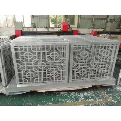 厂家供应门头外墙氟碳铝单板 造型雕刻板 镂空雕花板