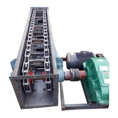 重型链板输送机多用途 镀锌板板式输送机