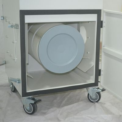 厂家直销中央除尘设备 大风量防爆中央集尘器