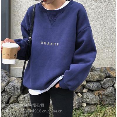 广州低价清货女装毛衣加厚圆领打底衫便宜羊毛衫杂款毛衣清货