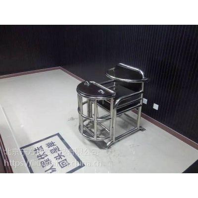 不锈钢软包审讯椅|询问专用不锈钢软包审讯椅|轨道式审讯椅