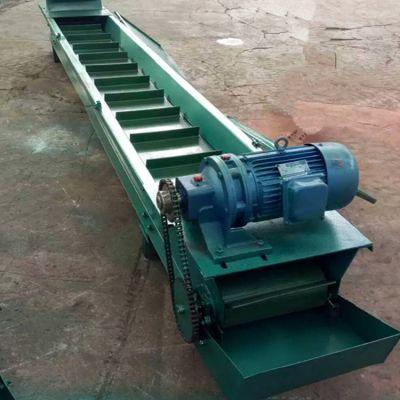 新款刮板输送机定做量产 粉料输送机