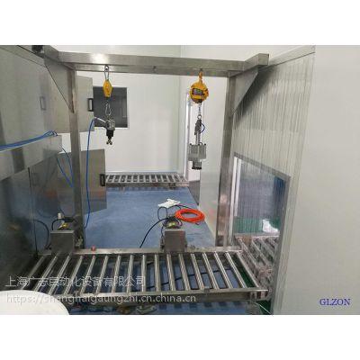 高粘度胶水灌装旋盖机上海广志常压瓶装