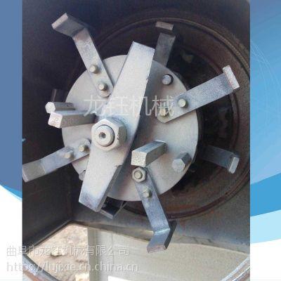 动力电齿爪式燕麦粉碎机 家用电齿盘式粉碎机生产厂家