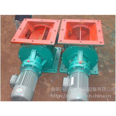 电动卸料器运输平稳 适用于小颗粒物料