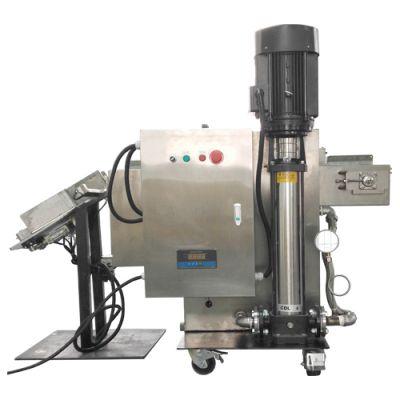 红棒料温度分选 力泰氧化皮清洗机定制设备