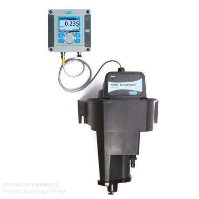 美国哈希1720E在线浊度仪,管网二次供水在线浑浊度仪
