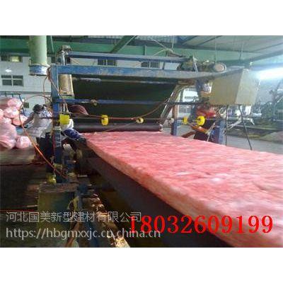 河南禹州大型建筑玻璃棉卷毡一延长米价格