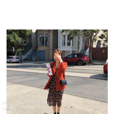 帕佳妮北京女装折扣批发店 广州优惑品牌女装折扣批发尾货藏蓝色针织衫