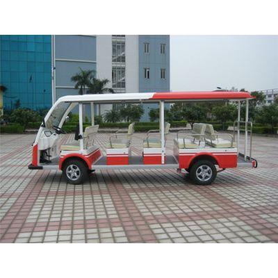 电动巡逻车-巡逻车-知豆旅游电动观光车
