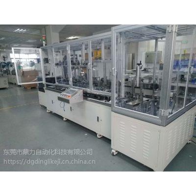 广东汽车连接器自动装配插针机专业生产厂家