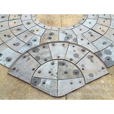 利勃海尔混凝土搅拌机配件高耐磨衬板