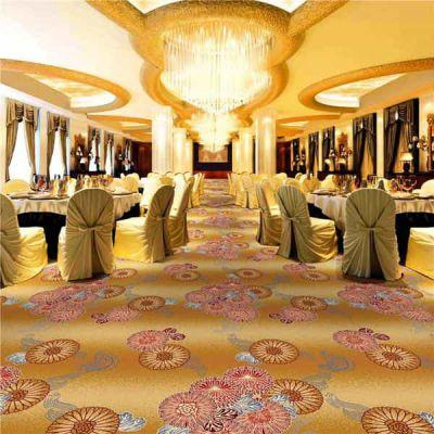 克孜勒手工羊毛地毯厂出口公司 波斯图案家用地毯