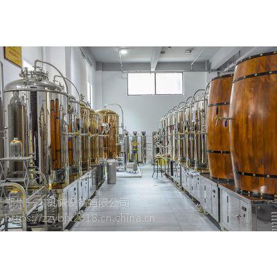 工坊啤酒设备