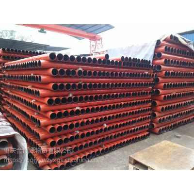 重庆柔性铸铁管现货公司厂家-专业批发楼房排水W型铸铁管、B型铸铁管