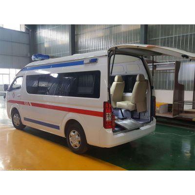 福特新世代妇婴转院车 全顺救护车生产厂家 国五江铃急救车现车销售