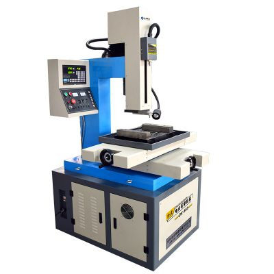 SFX品牌电火花打孔机加工速度20-60mm/min高速高精度穿小孔机X.Y轴400*300