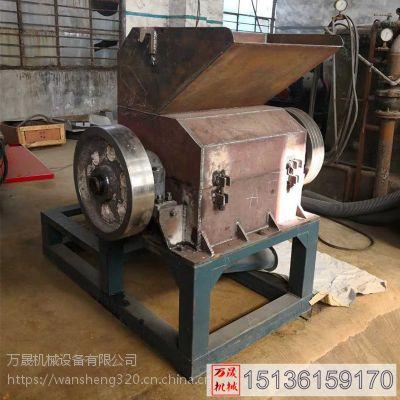 万晟机械 钢丝橡胶分离机 废旧轮胎橡胶钢丝分离设备