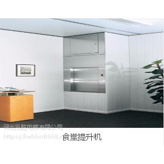 专业生产TWJ-100型学校食堂传菜电梯