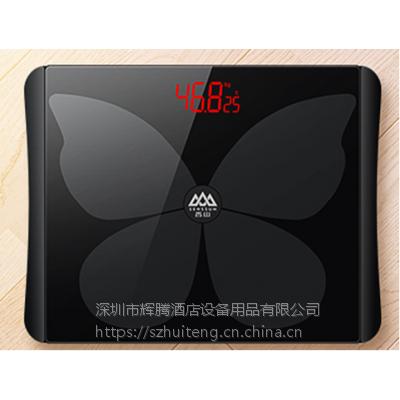 香山电子体重秤EB5605 酒店客房体重秤