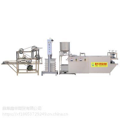豆腐皮机整套设备 豆腐皮机厂家 十年保修