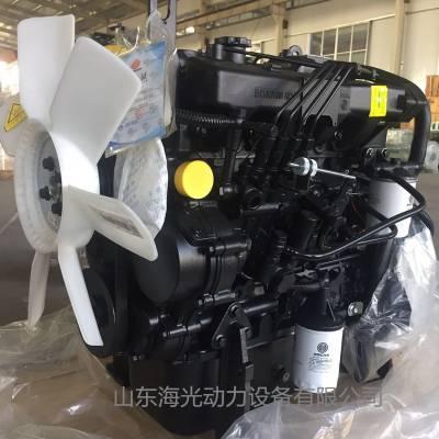 发电机30千瓦 潍柴WP2.3D36E201柴油机1800转速60赫兹30KW