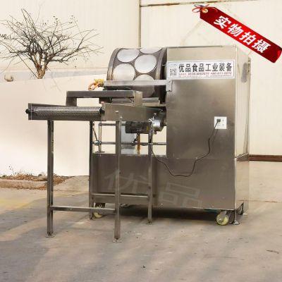 生产烤鸭饼的机器 烤鸭店专用饼皮机 优品直销