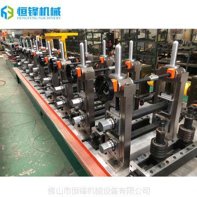 恒锋HF40供应不锈钢焊管机械设备 钛管氩弧制管机组 精密型焊管机