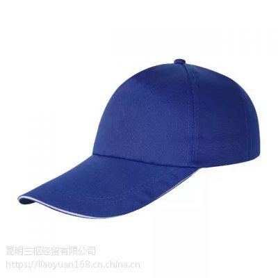 昆明广告帽,鸭舌帽定做广告