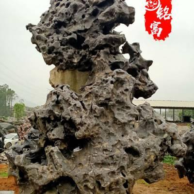 小区景观石价格 小区景观石批发价格 天然风景石产地