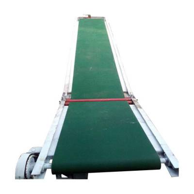 铝型材输送机防油耐腐 大豆输送机