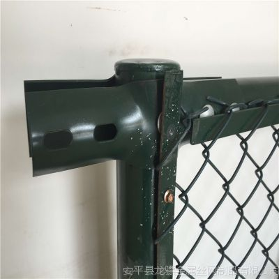 体育场护栏厂家 施工围栏 铁路隔离铁丝网