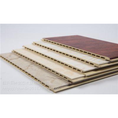 山东临沂石塑板 石塑强化地板室内墙板厂家