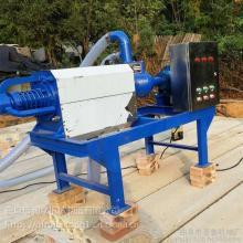 潍坊使用时间长分离机 耐腐蚀耐磨专业粪便脱水机 环保设备脱水机