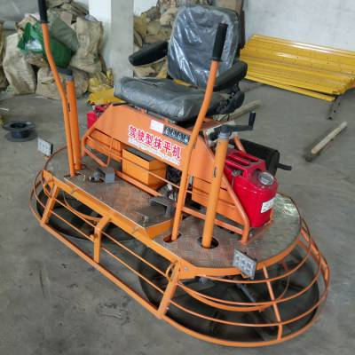 厂房座驾式抹光机 地面混凝土座驾式抹光机 座驾式收面机