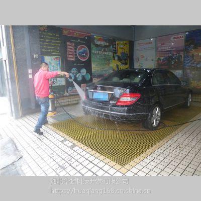 静乐25公分洗车隔山塑料水沟隔栅 河北华强