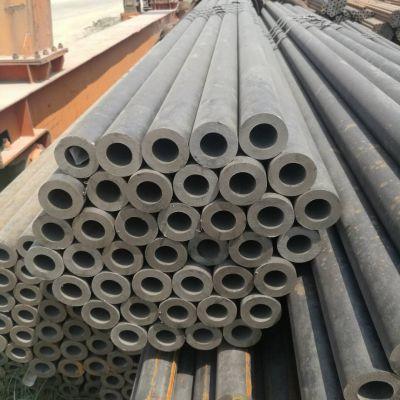 鲁宝产现货/45#结构用无缝管碳钢钢管45号钢钢管/单只送货到厂