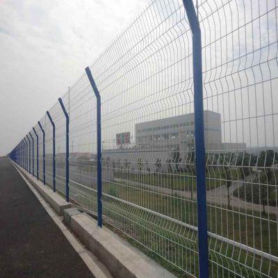 徐州护栏网厂家【图片】优盾丝网厂家制作工地围栏网铁网栅栏多钱一米