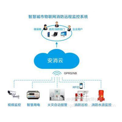 智慧消防系统_用消防物联网技术服务消防