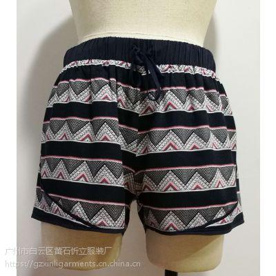 女式睡裤 18035