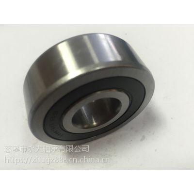供应ZPL品牌RMS6-2RS RMS6ZZ轻微接触密封结构EM油脂英制深沟球轴承
