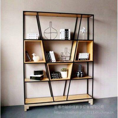 辽源客厅置物架钢木材质厂家定制