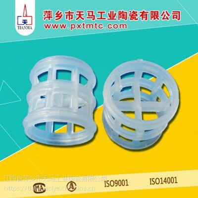 天马陶瓷 各种材质各种规格塑料鲍尔环填料