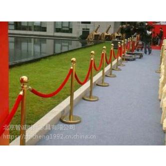 北京周边出租各种活动所需隔离带 礼宾柱 颜色多选成色新