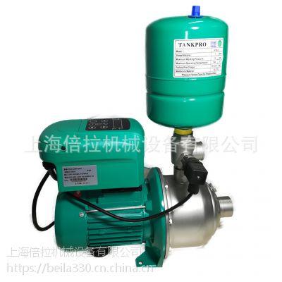供应德国威乐恒压变频泵MHI203不锈钢加压冷热水循环增压泵