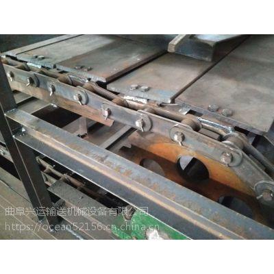 山东链板输送机生产厂家直销 链板输送机图片出售厂家
